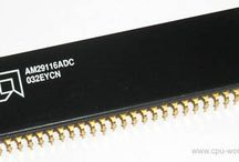 Chipsets / One popular class of microcomputer devices consists of high-speed circuit chips, which are required to form a complete processor.