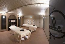 Salles de massage / Venez vous détendre dans nos espaces réservés aux massages