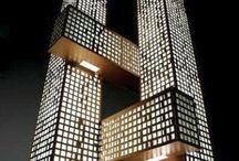 Seoul towers