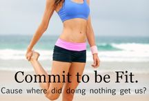 Fitness / Fitness, weight loss & getting into that bikini with diet and exercise. Healthy eating.