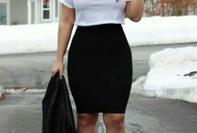 outfit fat women