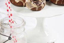 doughnuts / by My Darling Vegan