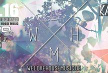 We Love House Music #15
