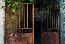 puertas vintage