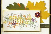 Stampin Up cards 2014 Two / by Connie Finley
