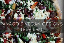 Vegan in YYC Reviews