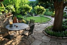 Patios/Outdoors / by Diane Willis