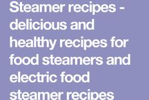 Steamer recipes