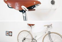 bikes and hangers