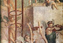 pitture murali e pitture decorative
