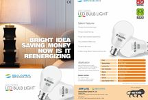 LED Bulbs / Jayo Series LED Bulb with 5 watt and 7 watt capacity and more then 30,000 Hrs  Life
