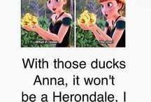 Tmi and ducks