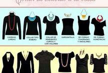 Vestimenta y accesorios