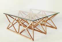 Mobilier / Table basse /