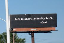 Christian billboards
