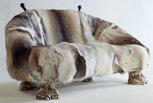 Skins and fur Decor