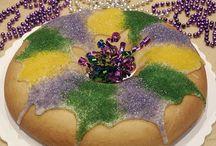 Mardi Gras / Delicious eats