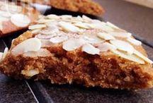 glutenfreies Gebäck und Kuchen