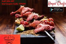 Royal Chefs Offers!!