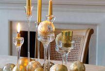 dekoracie -  stôl