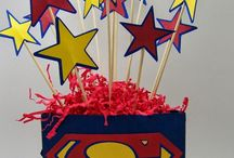 Fiesta Superhéroes