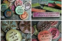 Clay / Polymer and paperclay / by Rebekah Meier Designs