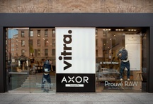 Axor NYC Showroom / The dedicated Design Studio is located in the heart of Manhattan's design-forward Meatpacking District (29th 9th Avenue). The 3,000 square foot space opened to the public on September 19th with showroom hours Monday through Friday, 11:00 a.m. – 6:00 p.m. or by private appointment