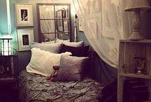 Bed room ideas / Decor