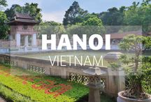 Hanoi, Vietnam / The beauty of Hanoi is watching everyday life played out on the streets: Open-air hair salons, roadside food stalls and whole families perched on doorsteps drinking coffee. It makes Vietnamese culture feel both vibrant and instantly accessible.