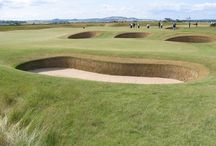Golf courses Scotland, golfbaan Schotland / Golf courses in Scotland, golfbaan Schotland
