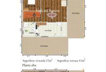 planos casas rusticas y otras