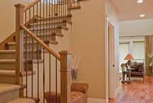 Staircase / Check out www.clayconstruction.ca for more information on our quality and processes.