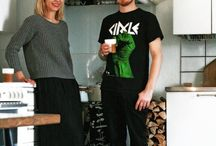 Saana ja Olli - hemp textiles