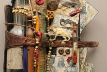 Assemblage Art & Mixed Media