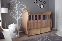 Baby nursery!! / Got to get me some ideas for Baby Boy Hunter's new room!! / by Karali Hunter