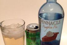 Whiskey drink, a vodka drink