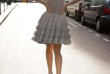 여름. 드레스.