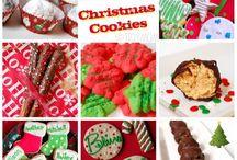 Christmas Cookie day / by Faith Williams