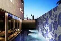 Bisazza / Luxury Glass Mosaic Render by Bluemotion