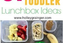 Lunch/Snack ideas for school / Food / recipes