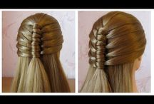 video hairstyle