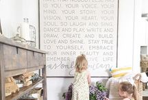 Littles room / Ideas to make it magical!