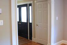 House: entry