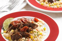 Slow cooker meals / by Thippi Noodleonthat