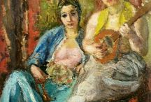 Iosif Iser - Odalisce / Composition with 2 odalisques