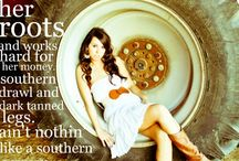 Lessons From COUNTRY MUSIC / by Lacy Lovelace