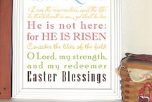Easter / by Lindsey Hansen