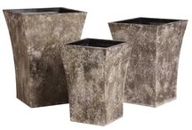 Braun Horticulture - Northshore Collection / Artistic stone -like weathering and architectural lines make this sea-inspired assortment anything but expected.