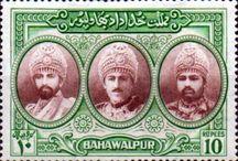 Pakistan - Bahawalpur Stamps