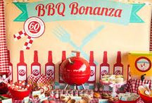Kids BBQ party